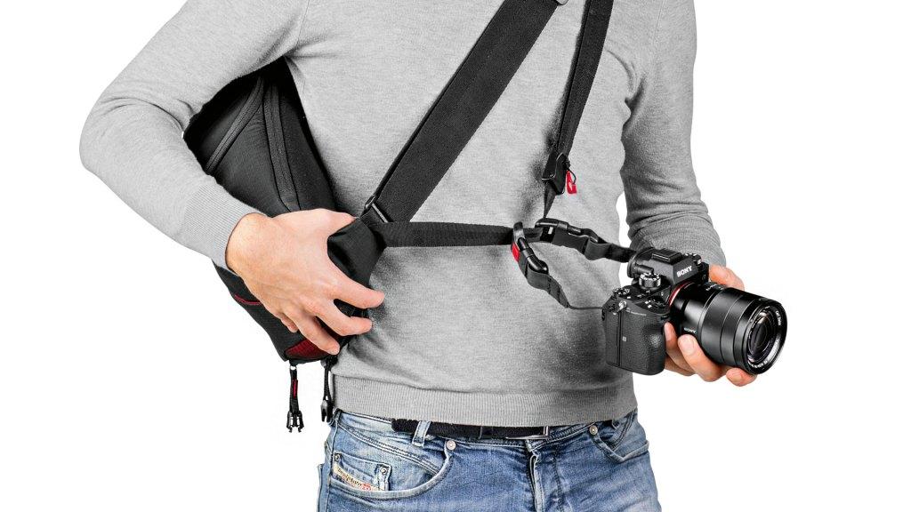 How to choose a camera bag – sling