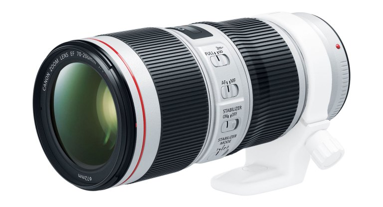 Canon updates its two constant aperture 70-200mm telephotos