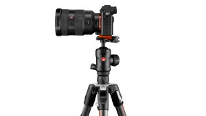 Manfrotto Befree GT carbon for Sony