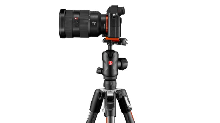 Manfrotto launches Befree GT carbon tripod specifically for the Sony a7 and a9