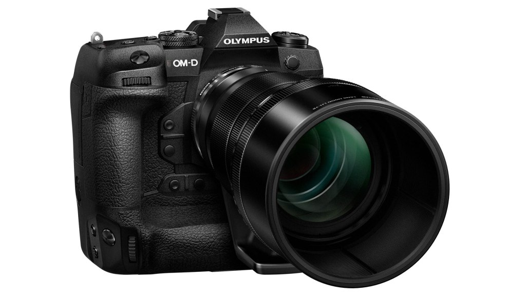 Olympus OM-D E-M1X takes on the pro camera market