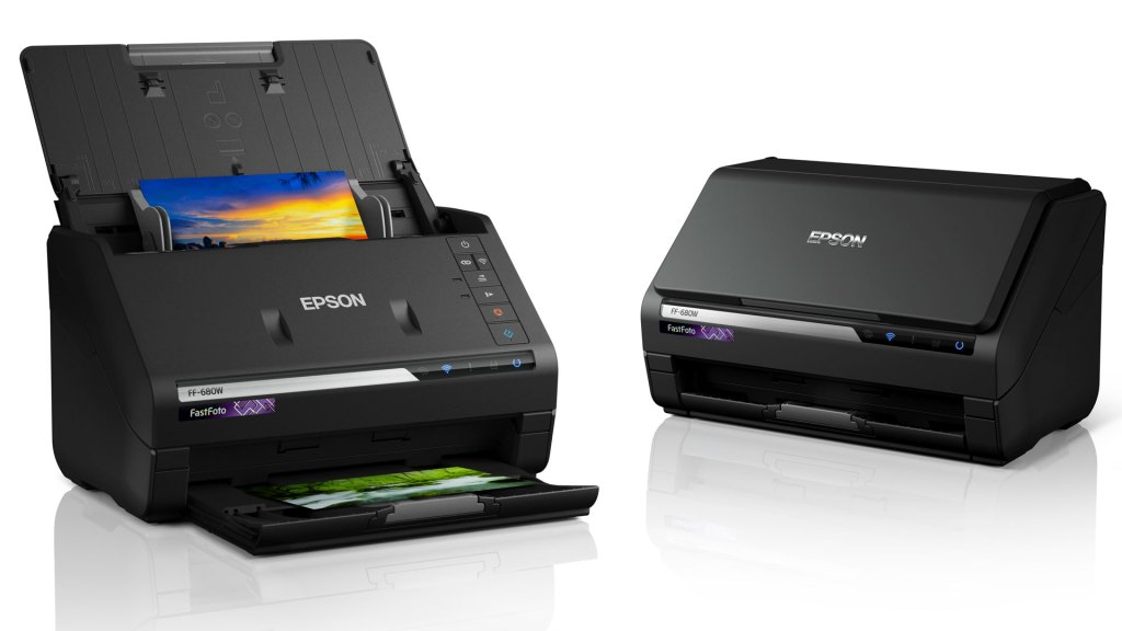Epson launches FastFoto FF-680W high-speed photo scanner