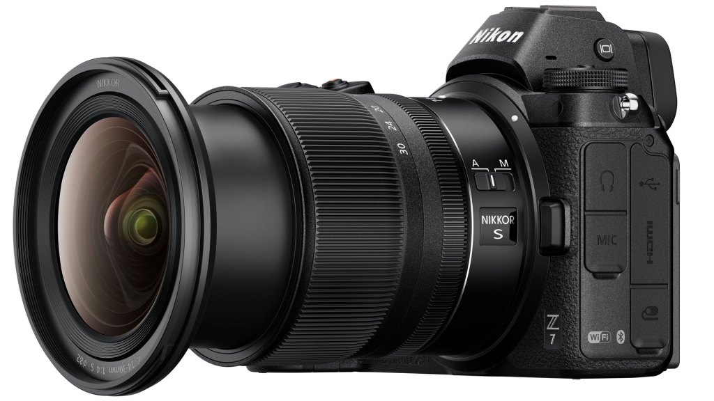 Nikkor Z 14-30mm f/4 added to Nikon Z lens range