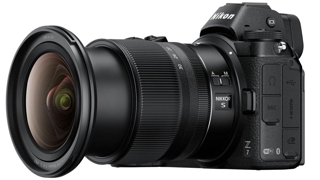 Nikkor Z 14-30mm f/4 added to Nikon Z lens range
