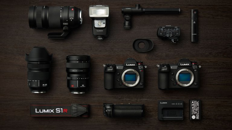 Panasonic officially launches the Lumix S1 and S1R