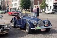 6545 Oldtimers verzameling op de Markt in Oudenaarde