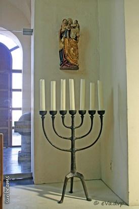 Sint-Anna-te-Drieën beeld