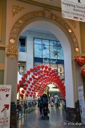 Shopping Stadsfeestzaal Antwerpen