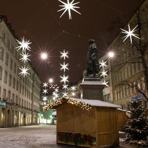 Vadian & Weihnachtsmarkt