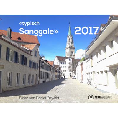 Kalender 2017 «typisch Sanggale»