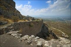 Вид с византийских ворот