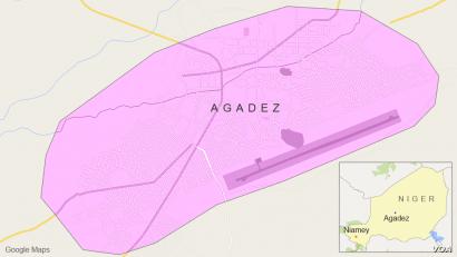 Agadez, Niger