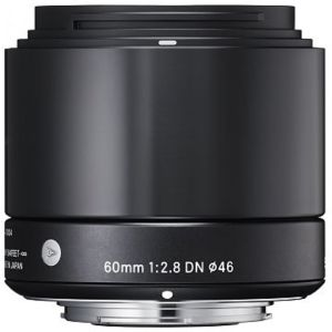 SIGMA Art 60mm F2.8 DN for Micro Four Thirds