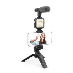 Digipower Vlogging Kit 4 parts