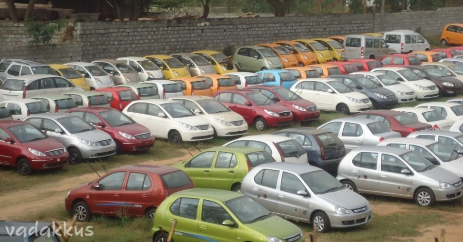 Tata Cars in all Colors!