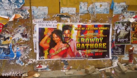 Rowdy Rathore Poster – Maal!