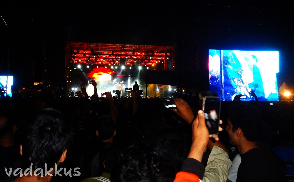 Guns N' Roses Live in Bangalore