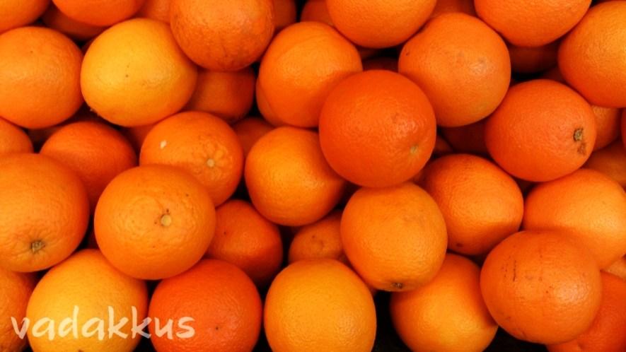 Oranges! Round, Shiny, Orange, Oranges!