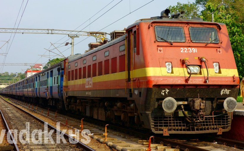 The Island Stretches out at Kottayam with 22391 in the Lead