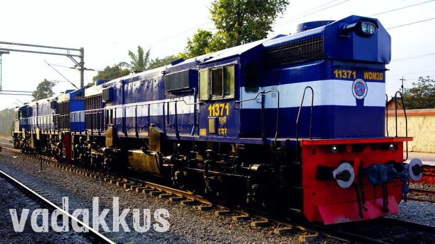 Gooty's Spotless ALCO Twins Dazzle in their Fresh Blue Livery