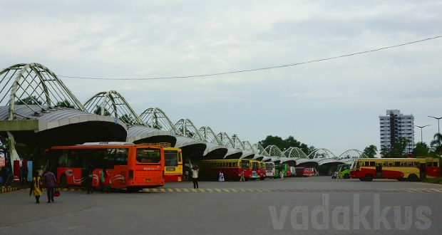 Photo of the Vyttila Mobility Transportation Hub Bus Station, Kochi, Ernakulam Kerala