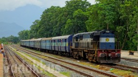 The Picturesque Nilambur Road Railway Station