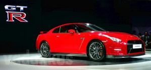 Presenting The Nissan GT-R, The King of Acceleration!