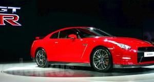 Nissan GT-R 2016 Auto Expo Delhi