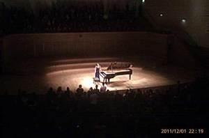 Yuga Wang à Pleyel