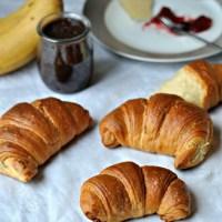 La Recette du Week End  :Croissants Maisons pour débutants (au Mascarpone)