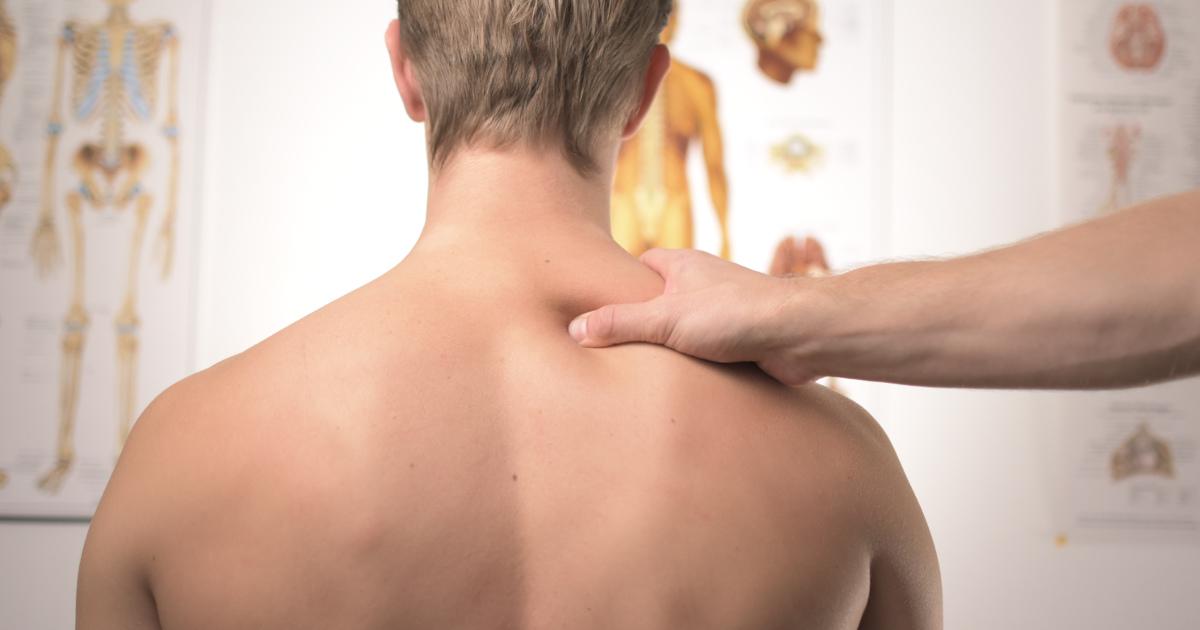 Θεραπεία μυοσκελετικών κακώσεων