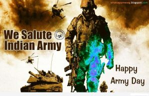 facility to indian army soldier