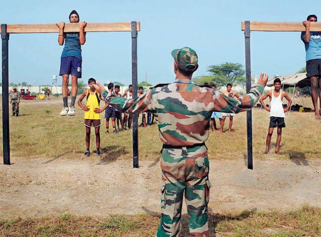 indian army barti