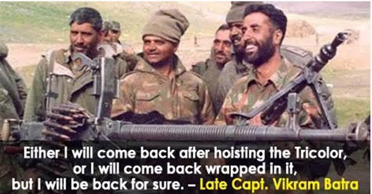 भारतीय सेना के 10 नारे जिन्हें सुनकर आपके रोंगटे खड़े हो जाएंगे।