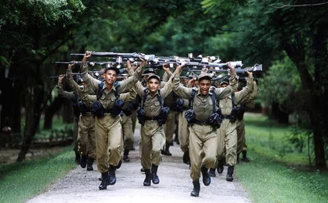 इंडियन आर्मी ट्रेनिंग कैसे ओर कहा होती है