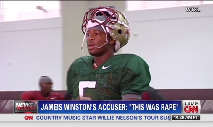 Jameis Winston, outgoing Carolina Panthers owner disciplined for sexual harassment