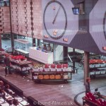 Aalsmeer flower trading market