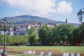 Baden-Baden Garden