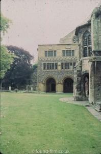 Castle or public building