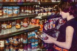 Debbie goes shopping