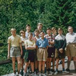 Group at Garmisch