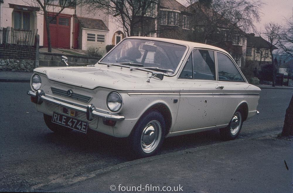 Hillman Imp Coupe - 1967