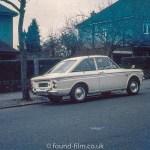 Hillman Imp coupe - rear view