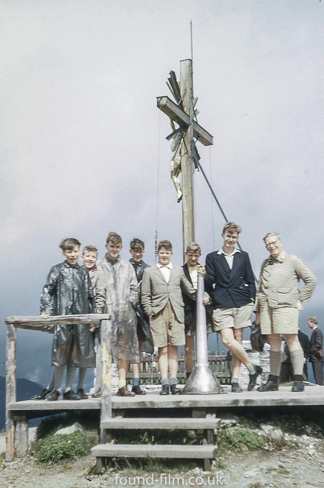 Railway mountaineers