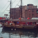 The Beaver, a replica of the Boston Tea Party boat