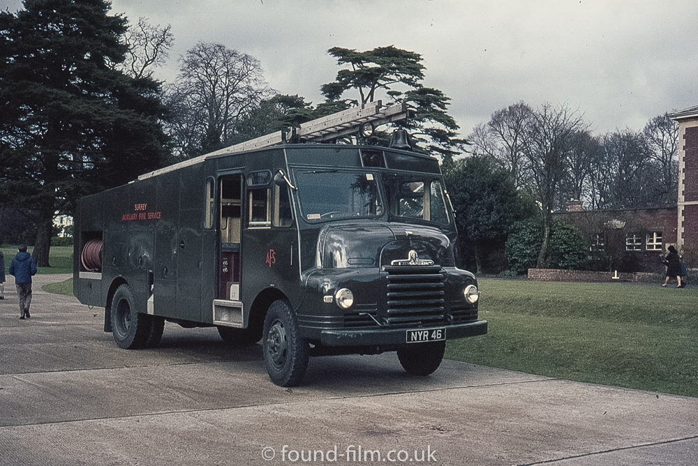 AFS Fire Engine