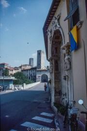 Roman Bridge at Porta Solesta