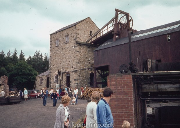 A colliery