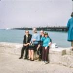 Family snapshot at Ryde