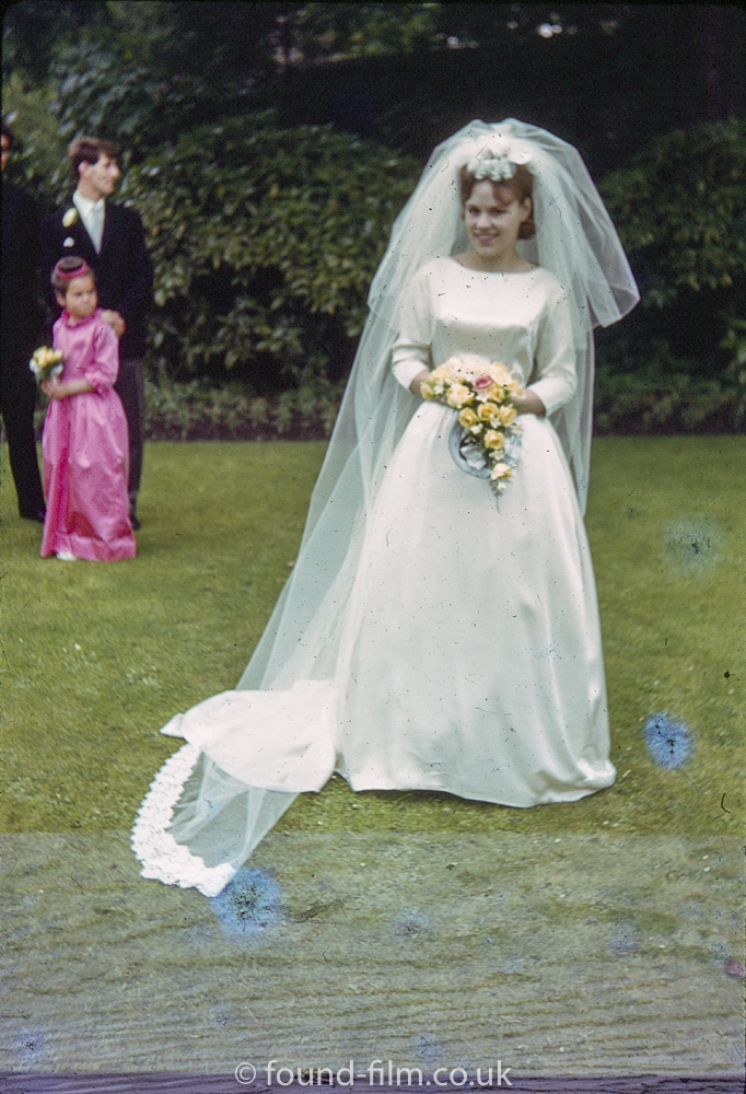 Wedding photo of Bride